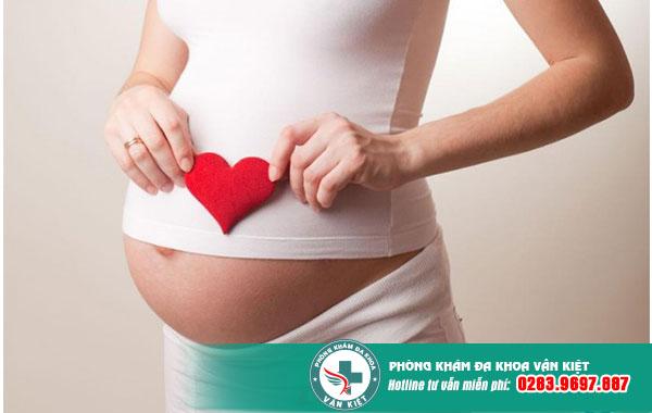 Bị bệnh viêm lộ tuyến tử cung có mang thai được không?