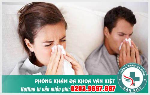 Bệnh viêm xoang có lây qua đường hô hấp không?