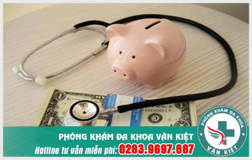 Chi phí điều trị viêm bao quy đầu có đắt không?