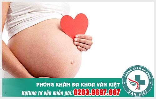 co nen dieu tri viem am dạo khi dang mang thai