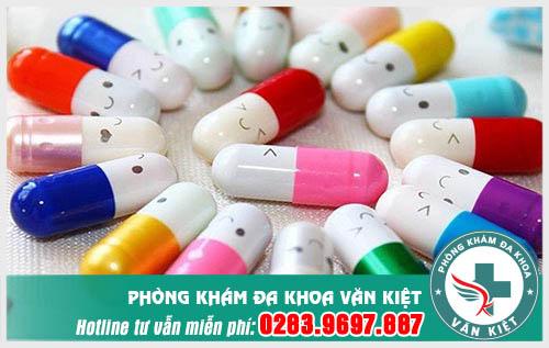 Có thuốc kháng sinh điều trị viêm lộ tuyến cổ tử cung không?