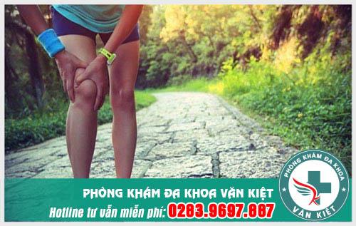 Nguyên nhân đau khớp gối ở người trẻ tuổi