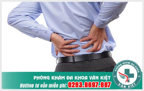 chữa đau lưng ở đâu tphcm