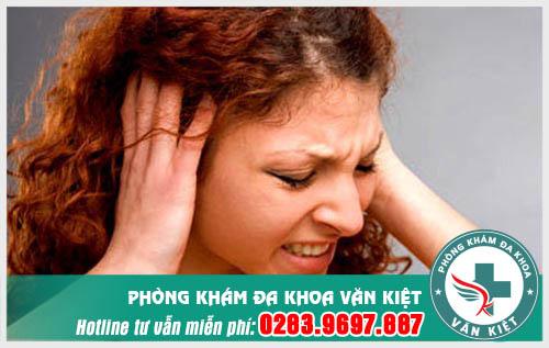 Đau tai trong là triệu chứng bệnh gì?