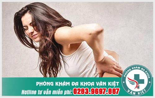 Đau thắt lưng có phải do bị viêm lộ tuyến cổ tử cung