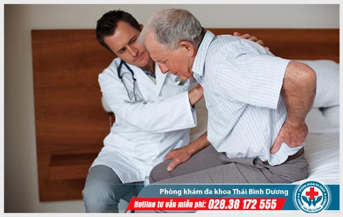 Đau vùng mông gần xương cụt là bị gì?