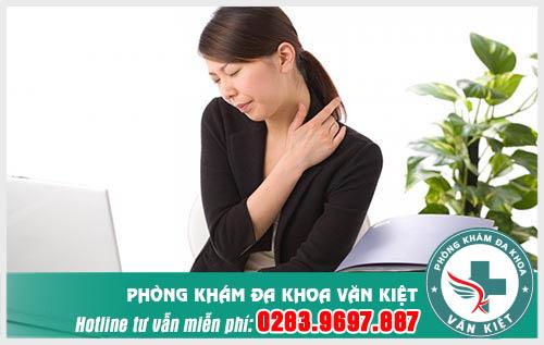 Địa chỉ điều trị đau vai gáy tốt nhất tại TPHCM