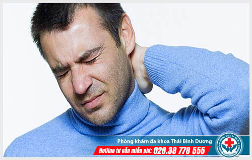 Làm sao để hết đau vai gáy?