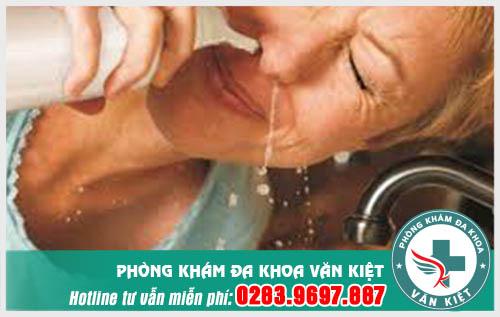 Mẹo chữa viêm xoang bằng nước muối cực kỳ hiệu quả