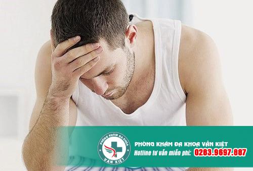 Một số biểu hiện viêm tuyến tiền liệt ở nam giới