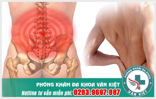 Nguyên nhân của hiện tượng đau cơ mông