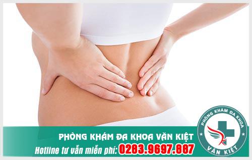 Nguyên nhân gây đau cột sống thắt lưng