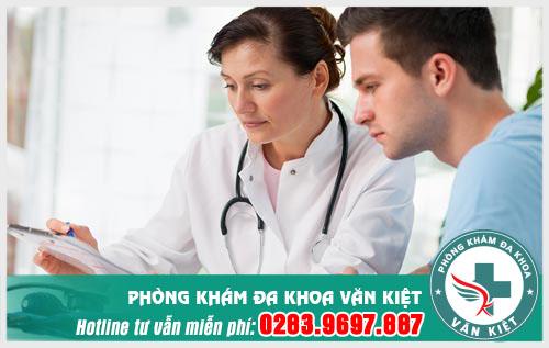 Phòng khám nam khoa uy tín ở TPHCM