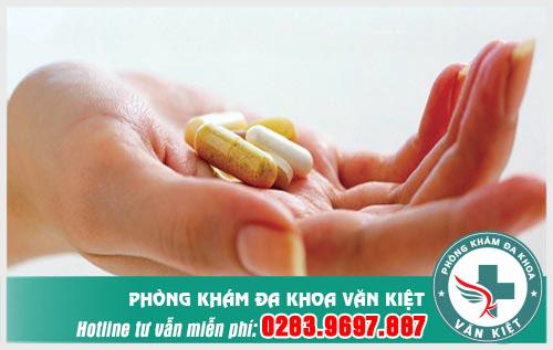 thuốc điều trị áp xe hậu môn