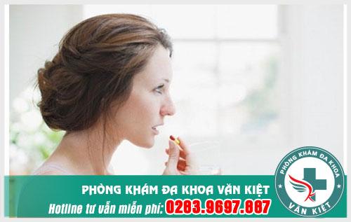 Thuốc gì chữa viêm lộ tuyến cổ tử cung?