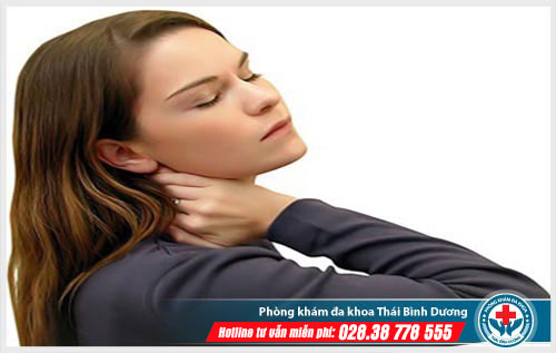 Thường xuyên bị đau vai gáy là bị bệnh gì?
