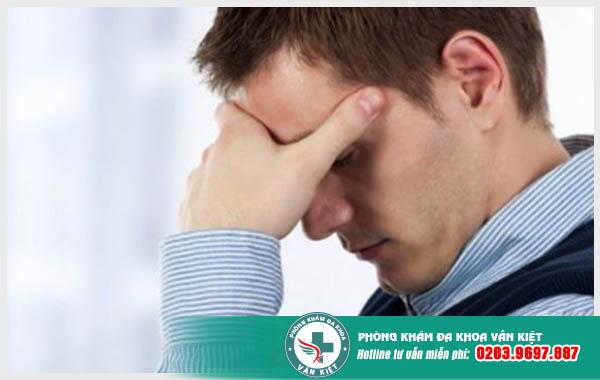 Triệu chứng hẹp bao quy đầu ở nam giới