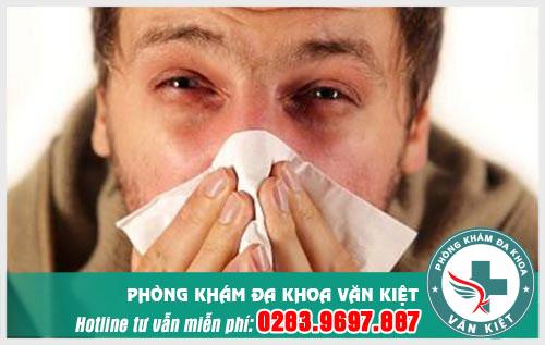 Triệu chứng và biểu hiện của viêm mũi dị ứng