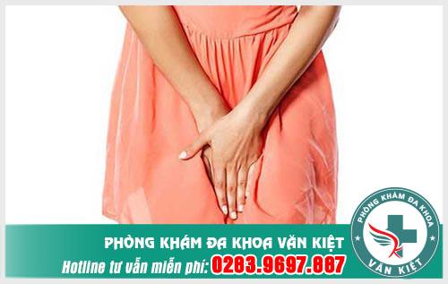 Triệu chứng viêm bàng quang ở nữ giới