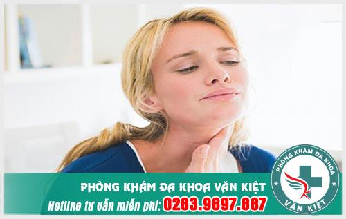 Viêm họng cấp có nguy hiểm không?