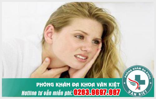 Viêm họng và những biến chứng nguy hiểm của bệnh