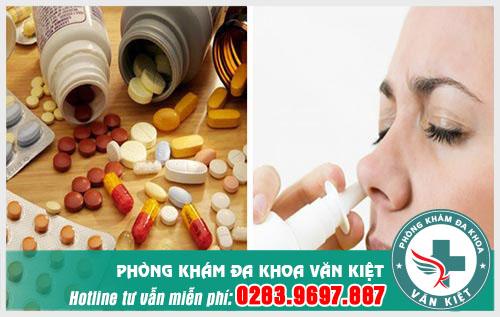 Viêm mũi dị ứng dùng thuốc gì an toàn và hiệu quả nhất?