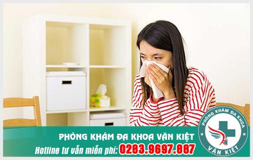 Viêm mũi dị ứng nguy cơ gây hen suyễn