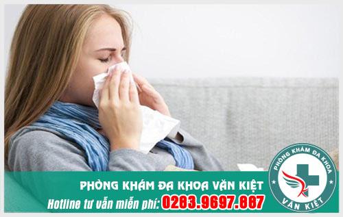 Viêm mũi dị ứng và những biến chứng của bệnh