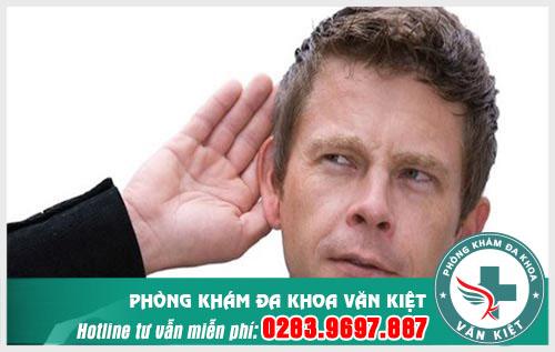 Viêm tai giữa có bị điếc không?