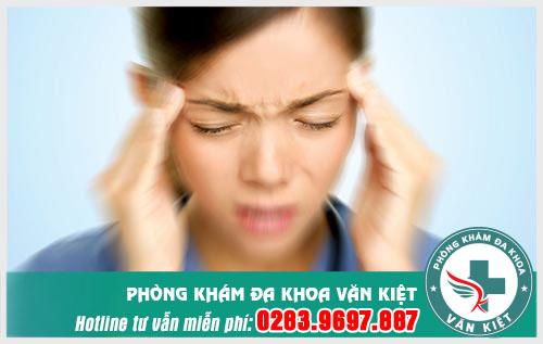 Viêm xoang nguyên nhân gây ra chứng rối loạn tiền đình