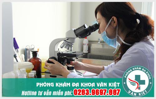 địa chỉ xét nghiệm bệnh lậu ở TPHCM