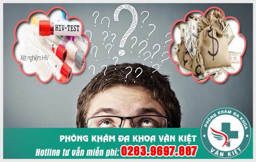 Chi phí xét nghiệm HIV combo giá bao nhiêu tiền ở TPHCM