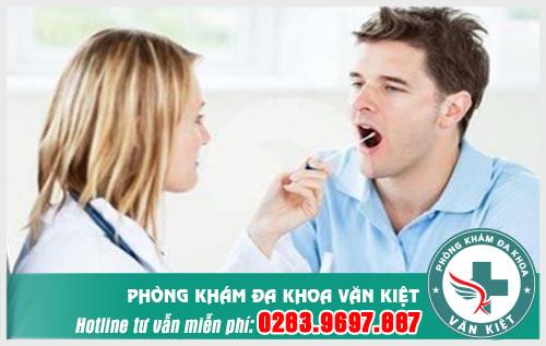 khám tai mũi họng tại Huế
